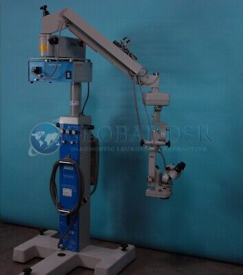Zeiss Opmi Md Surgical Microscope W S3 Stand