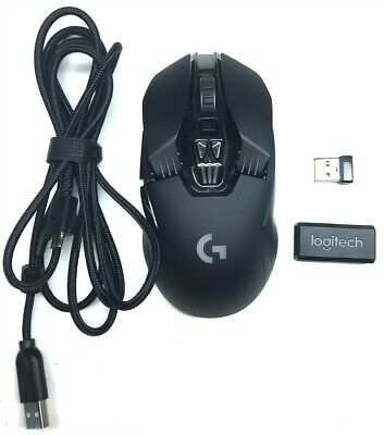 Logitech G900 Chaos Spectrum Optical Ambidextrous Wired/Wireless Gaming Mouse