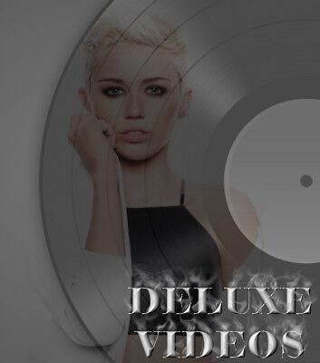 Miley Cyrus Music Videos Pop  2 Dvds  35 Music Videos