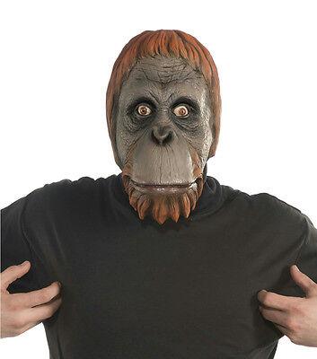 Orangutan Mask (Orangutan Latex Adult Mask)