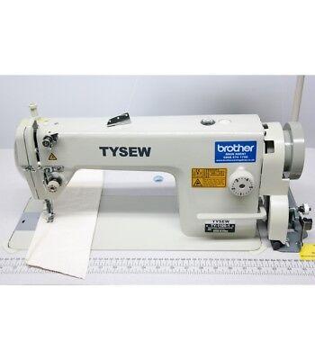 Tysew TY-1100 Industrial Sewing Machine High Speed Lockstitch Professional