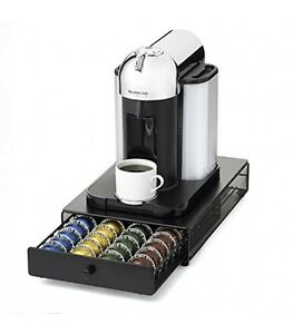 Capsule coffee drawer