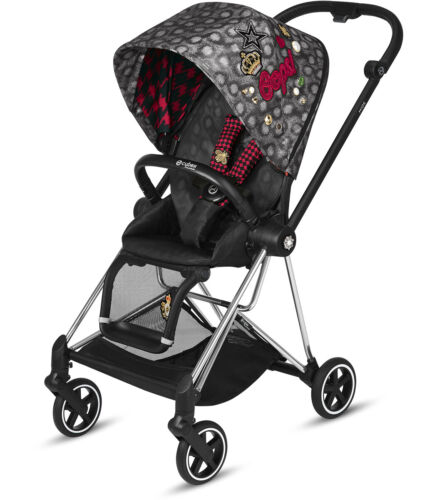 Cybex Mios Complete Stroller - Rebellious - NEW in Sealed Box!