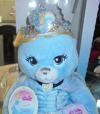 Limited edition Disney Princess Cinderella build a bear rare