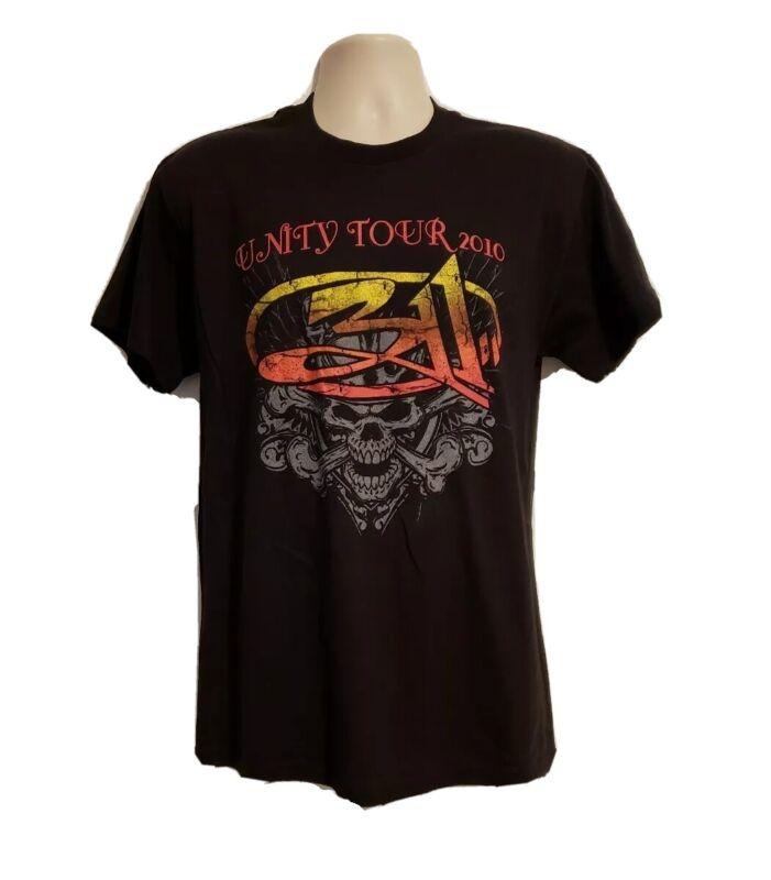 311 The Offspring Unity Tour 2010 Adult Medium Black T-Shirt