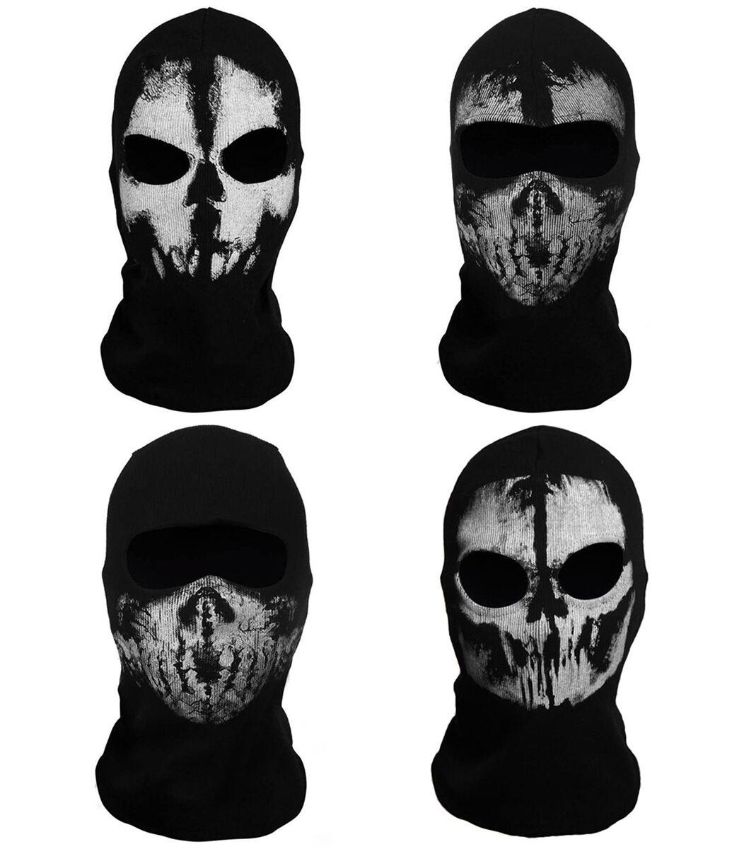Call of Duty Sturmmaske Sturmhaube Motorrad Fahrrad Biker Ski Sport Maske Helm