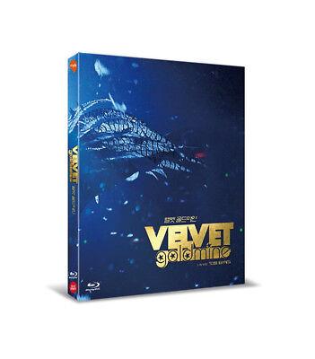 Velvet Goldmine (Blu-ray) Lenticular cover / Region ALL