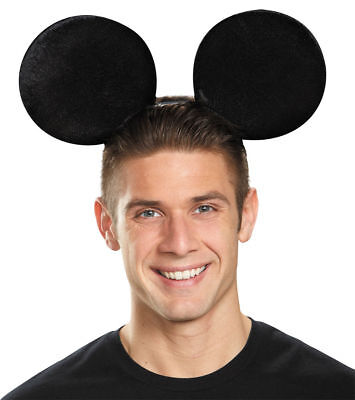 Morris Costumes Men's Mickey Mouse Accessories Disney Headband One Size. DG95774 (Mouse Costume Accessories)