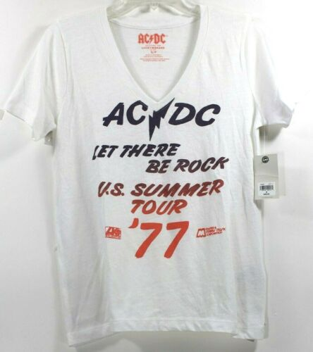 Lucky Brand AC/DC Let There Be Rock U.S. Summer Tour