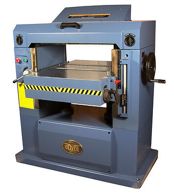 Sale Oliver 22 Planer W2 Sided Insert Helical Cutterhead