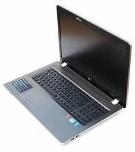 "HP Probook Intel i5 17.3"" 4/500GB 1GB Radeon 7400M GC Office 2016 Parramatta Parramatta Area Preview"