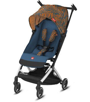 GB Pockit+ All-City Ultra Compact Stroller - Atlantic Orange - NEW in SEALED BOX