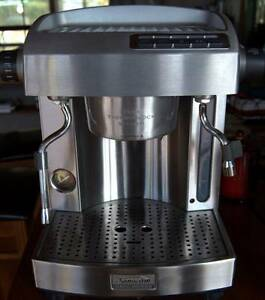 Breville coffee machine in south australia coffee machines sunbeam cafe series em6910 coffee machine breville grinder fandeluxe Images