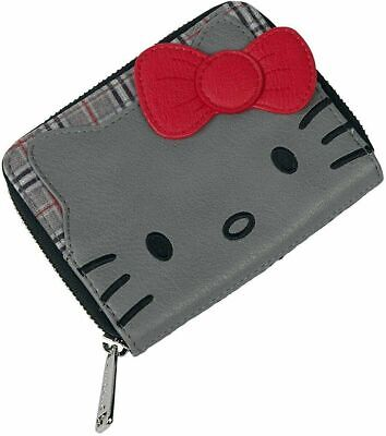 LOUNGEFLY HELLO KITTY FAUX LEATHER PURSE - SANWA0883 - BRAND NEW WITH TAGS