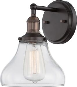 Brand NEW Nuvo Vintage Wall Sconce