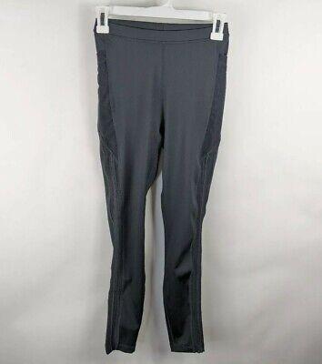 Fabletics Mila High-Waisted Pocket Legging BLACK Size XS Yoga Running Workout l