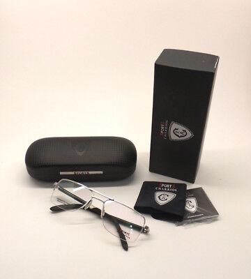 Charriol Sports SP 23013 C6 Men Eyewear Optical Frame DEMO Lenses France W9/16