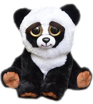 NEW Feisty Pets Black Belt Bobby Panda - FREE SHIPPING