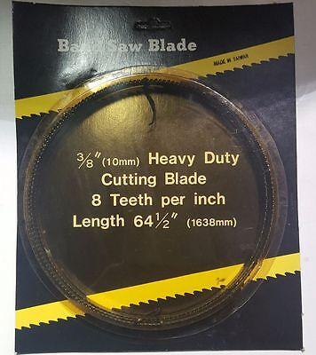 Band Saw Blade 38 Cutting Blade 8 Teeth Length 64 12 Bsh-a001k