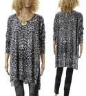 H&M Long Sleeve Tunic Tops for Women
