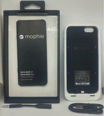 Mophie Juice Pack Plus - External Charging/Battery Case - White...