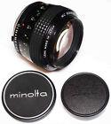 Minolta Standard Camera Lens for Minolta