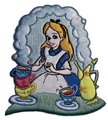 erland Charakter 3 1 2 Hoch Bestickt Patch (Alice Im Wunderland Charakter)