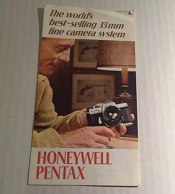Инструкции и руководства Vintage Honeywell Pentax