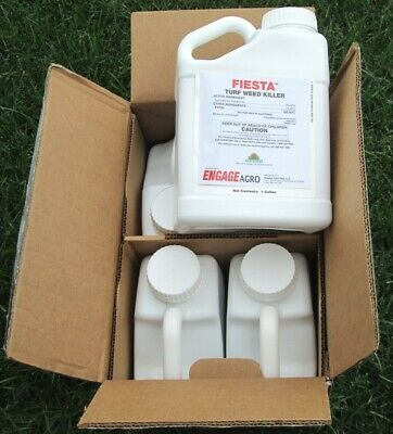 Weed Killer For Use On Kentucky Bluegrass, Fescue Lawns 4 Gallon Concentrated x ()