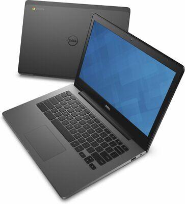 Dell 13 7310 Chromebook Laptop Celeron 3205U 4GB RAM 16GB SSD 1 Year Warranty