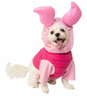 Rubies Disney Winnie the Pooh Piglet Pet Dogs Animals Halloween Costume - Winnie The Pooh Piglet Halloween Costume