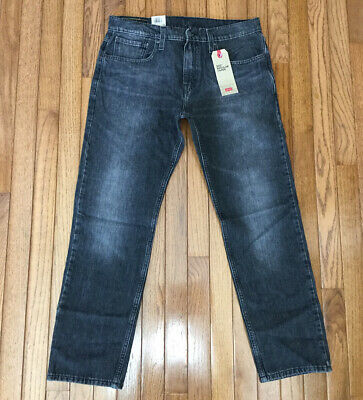 Levis 502 Men's Regular Taper Sits Below Waist Stretch Jeans Sz 32 X 30 MSRP $59