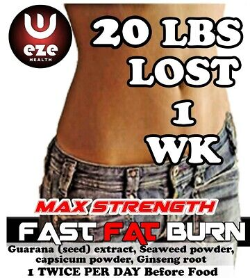 STRONG WEIGHT LOSS PILLS 60 +30 FREE 90 DIET SLIMMING PILLS BUY 2 GET 1 FREE