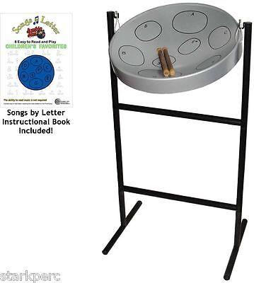 Photo Jumbie Jam Steel Pan Drum + Full Stand Mallets Case Book by Panyard