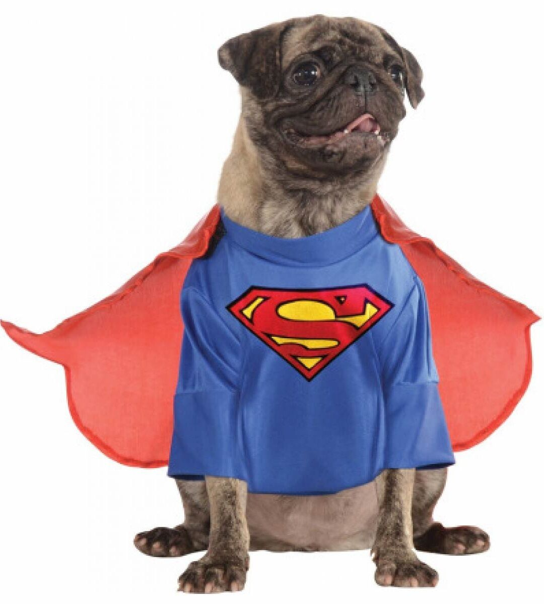 Pet Dog Cat Superhero Christmas Gift Halloween Party Fancy Dress Costume Outfit 8