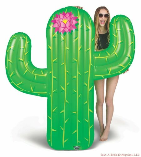 BigMouth Inc - 5 FOOT GIANT CACTUS  Inflatable Swimming Pool
