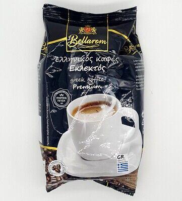 Griego Café Molido Bellarom en Calidad Premium - 1 Paquete de 200g