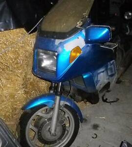1988 BMW K100 RT Motorbike! Project or Parts! Moonah Glenorchy Area Preview
