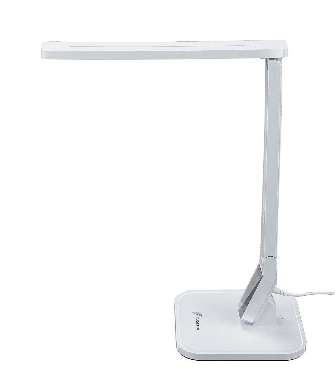 New LED Table Desk Lamp, 5-Level Brightness, Touch Control P