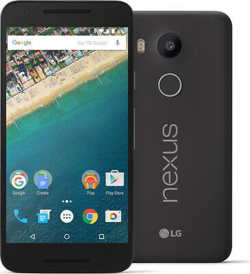 LG Nexus 5X H790 - 16GB Carbon Black (Unlocked) *EXCELLENT *CLEAN IMEI *FASTSHIP