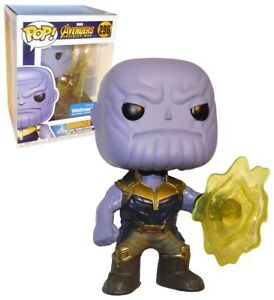 Funko Pop Marvel Avengers Infinity War Thanos Limited