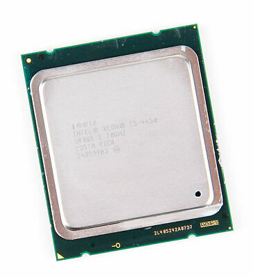 Intel Xeon E5-4650 8-Core CPU 8x 2.70 GHz, 20 MB Cache, Socket 2011 - SR0QR