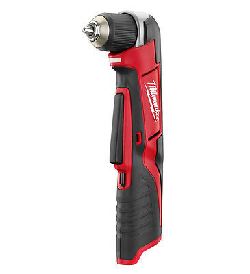 Milwaukee 2415 20 M12 Cordless Lithium Ion 3 8  Rightangle Drill Driver Toolonly
