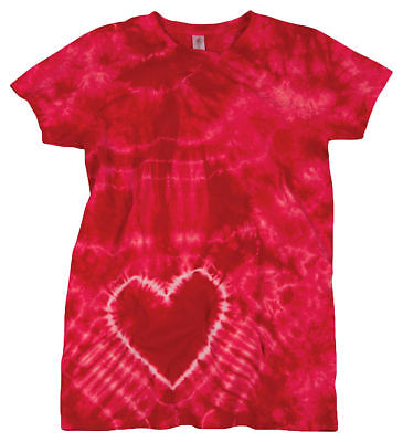 100% Cotton Basic Short - Tie Dye Women's Basic Double Needle 100% Cotton Short Sleeve T-Shirt. 150HT