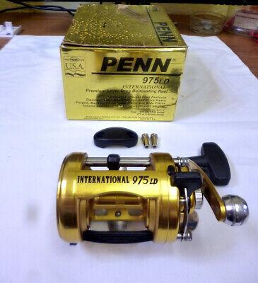 Penn International 975 Complete Lever Drag Fishing Reel Ceramic Ball Bearing set