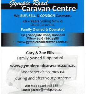 We BUY, SELL & CONSIGN CARAVANS - Boondall Brisbane North East Preview