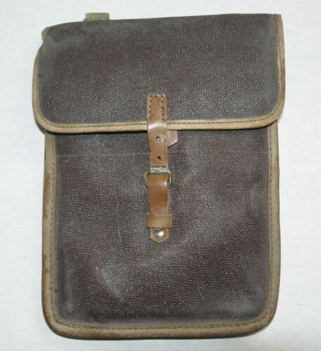 Soviet Russian Bag Military Army USSR Sergeant's Tablet Pad Map 1950's 1