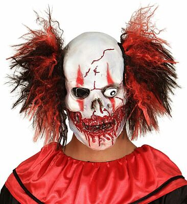 Clown Clownmaske Horrorclown Gruselclown