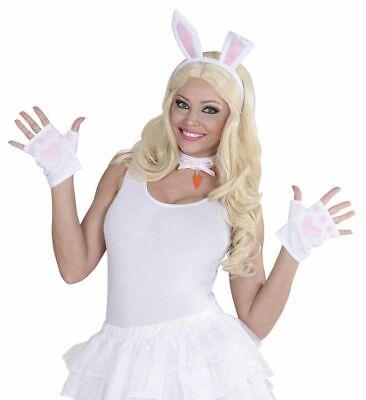 Hase Häschen Hasenkostüm Osterhase 5 teiliges Set mit - Hase 5 Teilig Kostüm