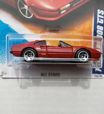 Hot wheels ferrari 308 gts magnum